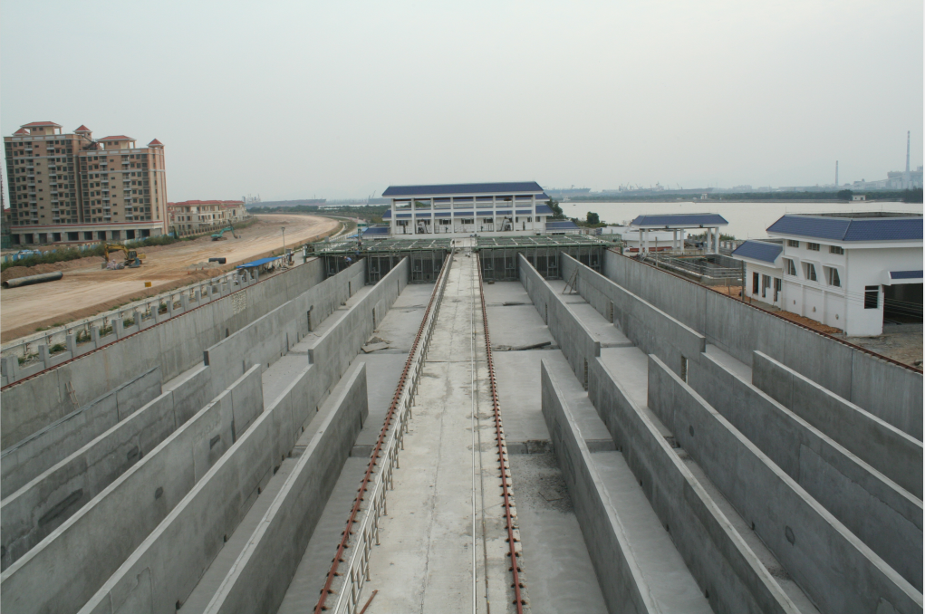 新会城区供水厂